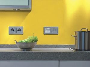 Stopcontacten In Keuken : Elektrische installatie in de keuken laeven installatie advies